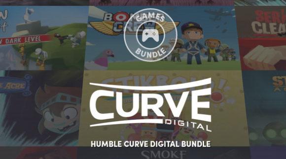 Humble Curve Digital Bundle mit 4 Spielen für Linux