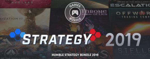 Humble Strategy Bundle 2019 - gutes Angebot!