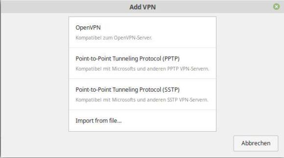 OpenVPN manuell unter Linux einrichten