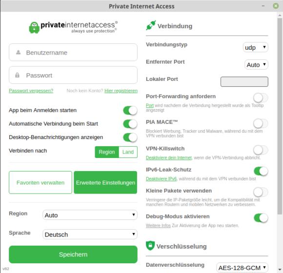 Das beste VPN für Linux, wenn man den Desktop-Client betrachtet