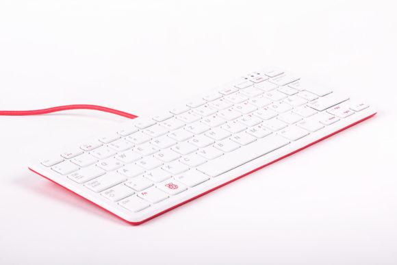 Offizielle Raspbery-Pi-Tastatur: Deutsch (Quelle: raspberrypi.org)