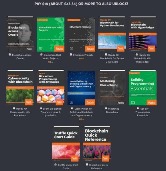 Cryptocurrencies & Blockchain Bundle - Bücher zum Schnäppchenpreis