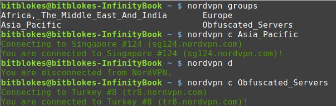 NordVPN Linux Client 3 0 0 - neue Funktionen & bessere