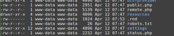 Die Datei ist wieder da!