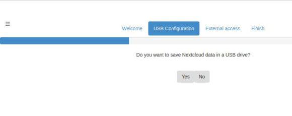 Die Daten auf USB-Datenträgern speichern?