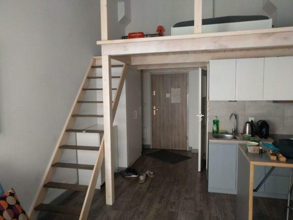 Airbnb in Krakau