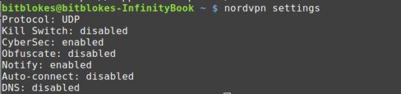 CyberSec von NordVPN gibt es auch unter Linux