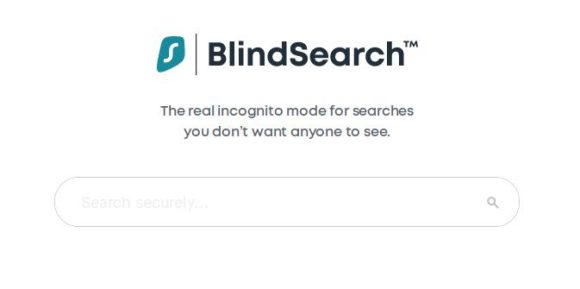 BlindSearch von Surfshark – anonym suchen