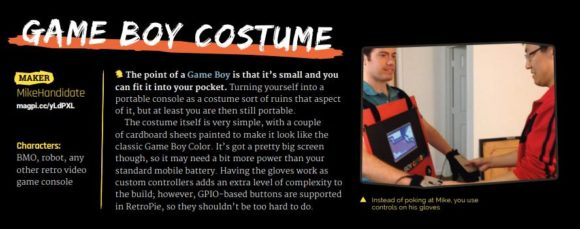 Lebender Game Boy