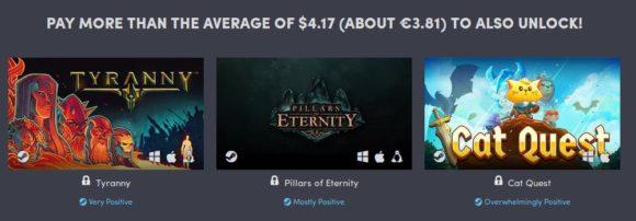 Humble RPG Bundle mit Tyranny und Pillars of Eternity
