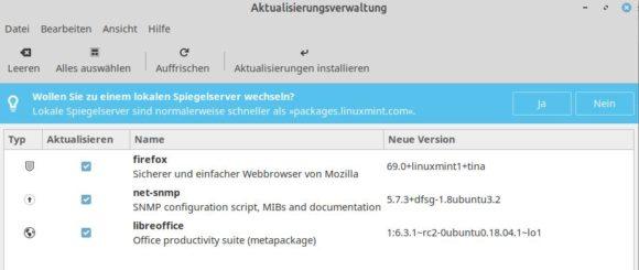LibreOffice 6.3.1 wird schon via PPA ausgeliefert