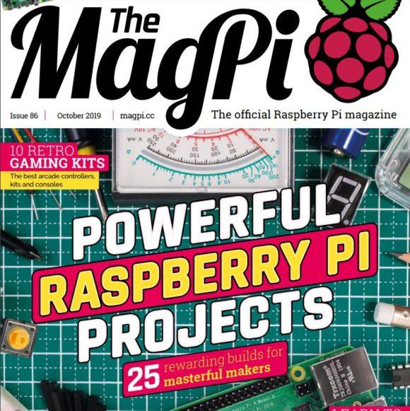 MagPi 86 ist da!