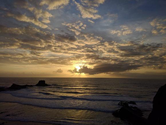 Sonnenuntergang / Rota Vicentina