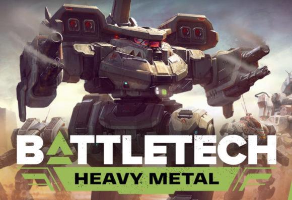 Battletech: Heavy Metal – ich freue mich schon darauf