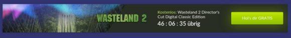 Gog.com verschenkt Wasteland 2 Director's Cut