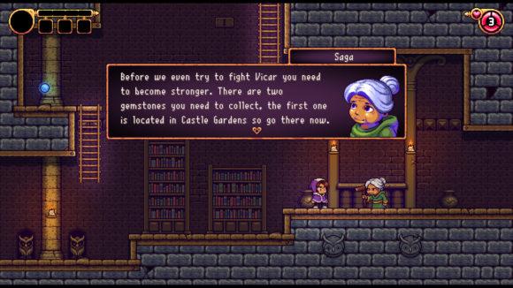 Alwa's Legacy sieht echt nett aus (Quelle: store.steampowered.com)