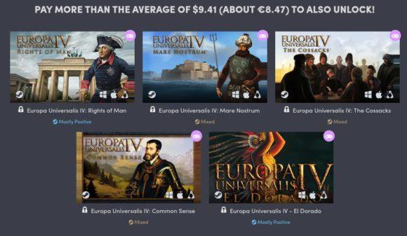 5 weitere DLCs