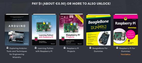 3x Raspberry P, 1x Arduino, 1x BeagleBone