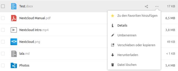 Ich habe Nextcloud Hub, aber kein File Locking?