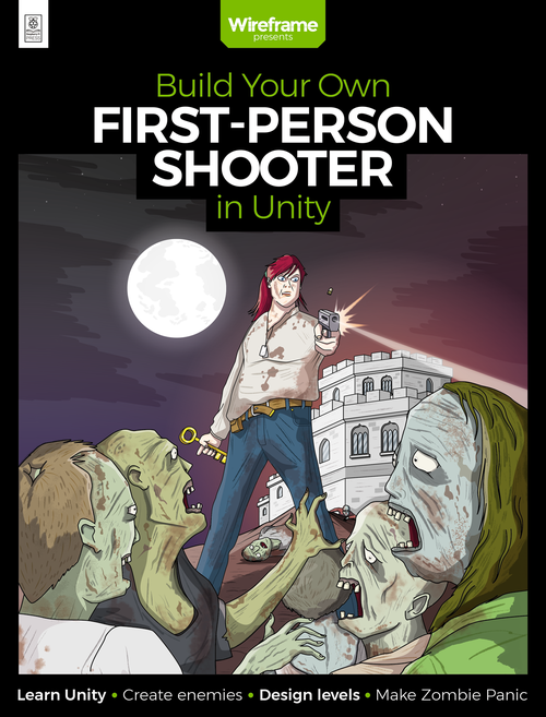 Kostenloses PDF: Build Your Own First-Person Shooter in Unity