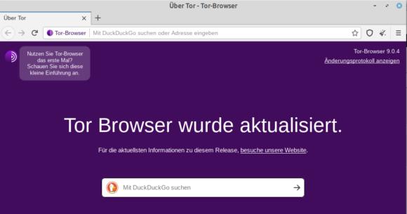 Tor Browser 9.0.4