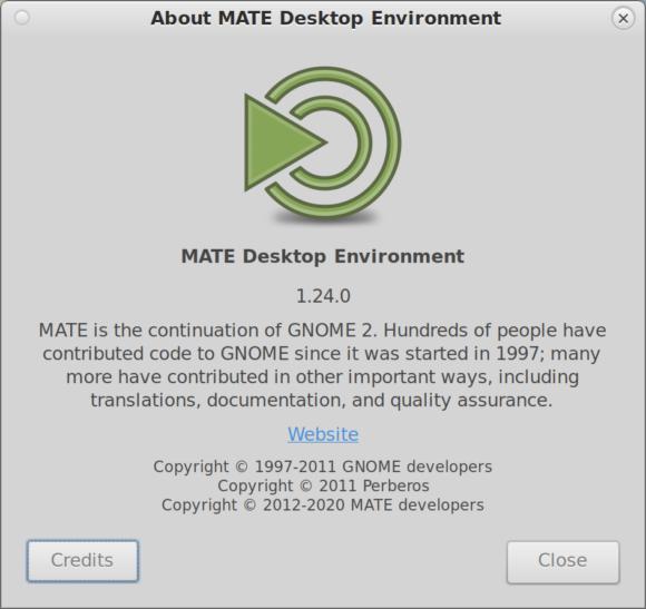 MATE 1.24 ist fertig – GNOME 2 lebt weiter (Quelle: mate-desktop.org)