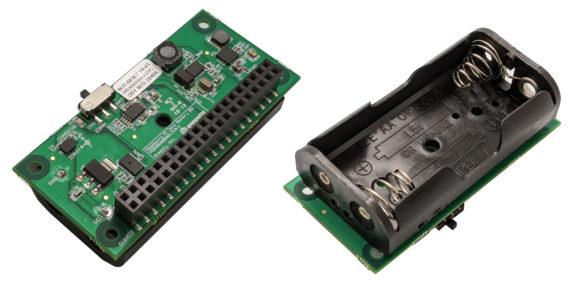 Gumstix Battery Board für den Raspberry Pi Zero W / Zero (Quelle: store.gumstix.com)