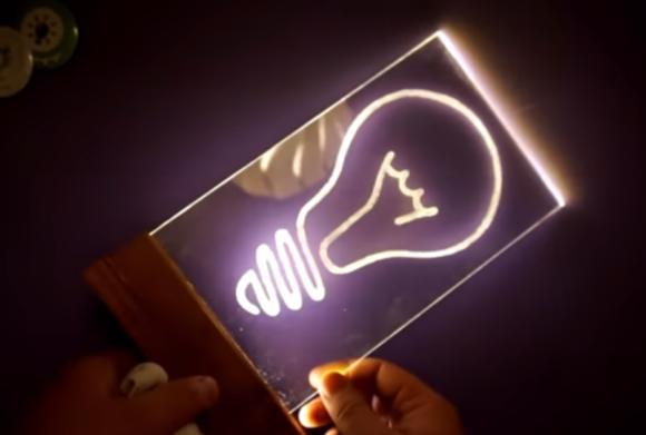 Plexiglas® beleuchten – lasse Deiner Kreativität freien Lauf
