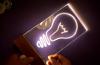 Plexiglas® mit LED beleuchten und mit Raspberry Pi steuern