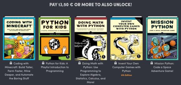 Coding Starter Kit – weitere Bücher