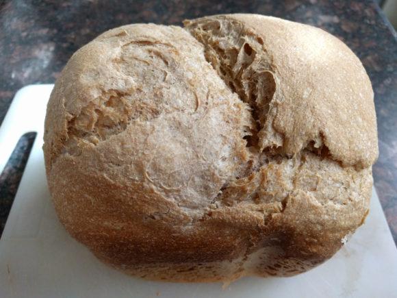 Brot selbst gemacht ...