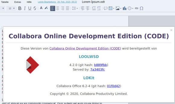 CODE 4.2.0 ebenfalls verfügbar