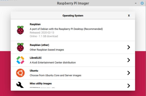 Ubuntu ist ab sofort Teil des Raspberry Pi Imager