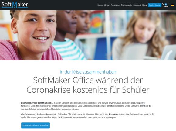 SoftMaker verschenkt Office NX Home während der Coronakrise