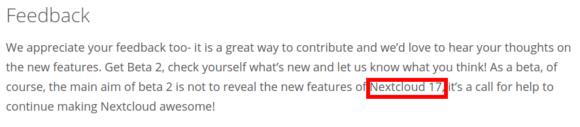 Die Neuerungen von Version 17 kennen wir ja schon. Die von 19 wären aber hilfreich.