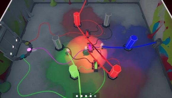 Filament: Schaut komplex aus