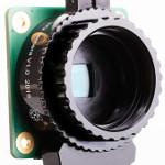 Hochwertige Kamera für Raspberry Pi mit wechselbaren Objektiven