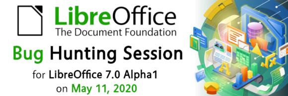 Erste Bug Hunting Session für LibreOffice 7.0