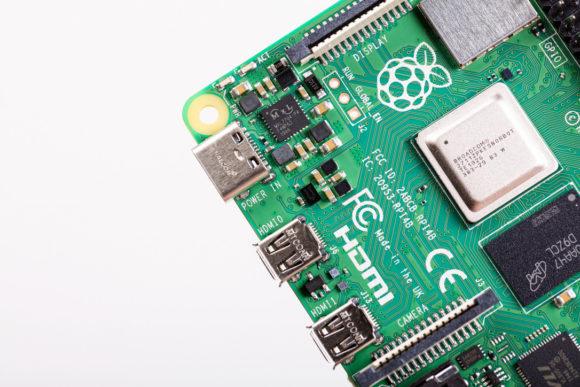 Das Design musste beim Raspberry Pi 4 mit 8 GByte RAM angepasst werden (Quelle: raspberrypi.org)