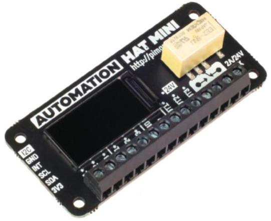 Automation HAT Mini wird im MagPi 93 vorgestellt