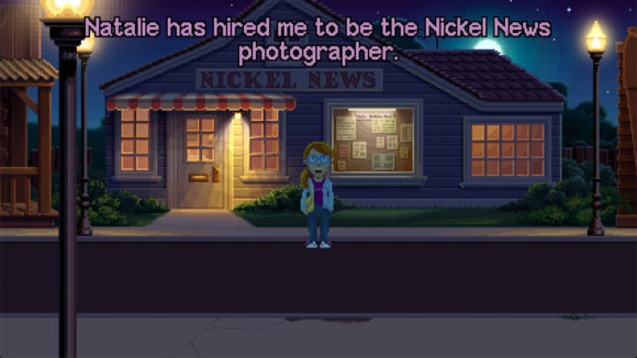 Delores: A Thimbleweed Park Mini-Adventure – kostet nichts