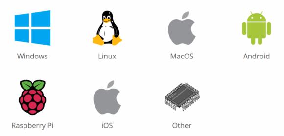 Du findest Kodi 18.7 Leia im Download-Bereich der Projektseite