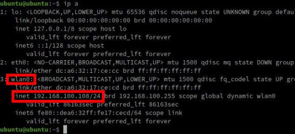 WLAN-Verbindung funktioniert mit Ubuntu 20.04 Server für Raspberry Pi