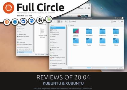 Full Circle Mgazine 158 (Quelle: fullcirclemagazine.org)