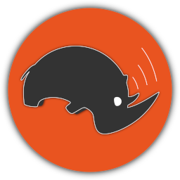 Rolling Rhino – das rollende Nashorn, sollte vom Porzellanladen fernbleiben