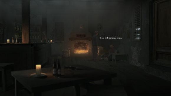 Ist das Spiel Saint Kotar so gut wie die Atmosphäre, wird es ein Hammer (Quelle: store.steampowered.com)