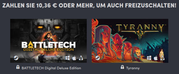 Best of Paradox Interactive Bundle – circa 10 Euro