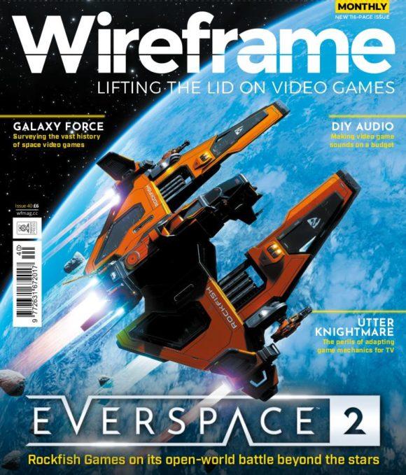 Wireframe #40 mit Schwerpunkt Everspace 2 ist da