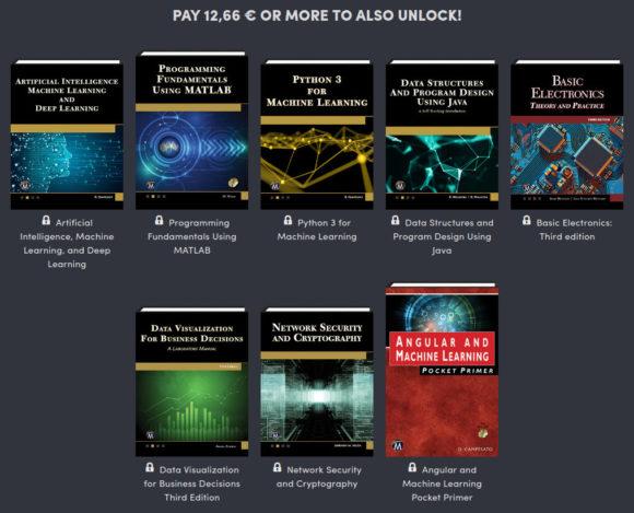 Für 12,66 € gibt es diese Bücher