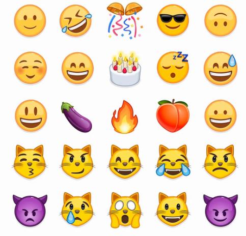 Das sind die neuen animierten Emojis bei Telegram